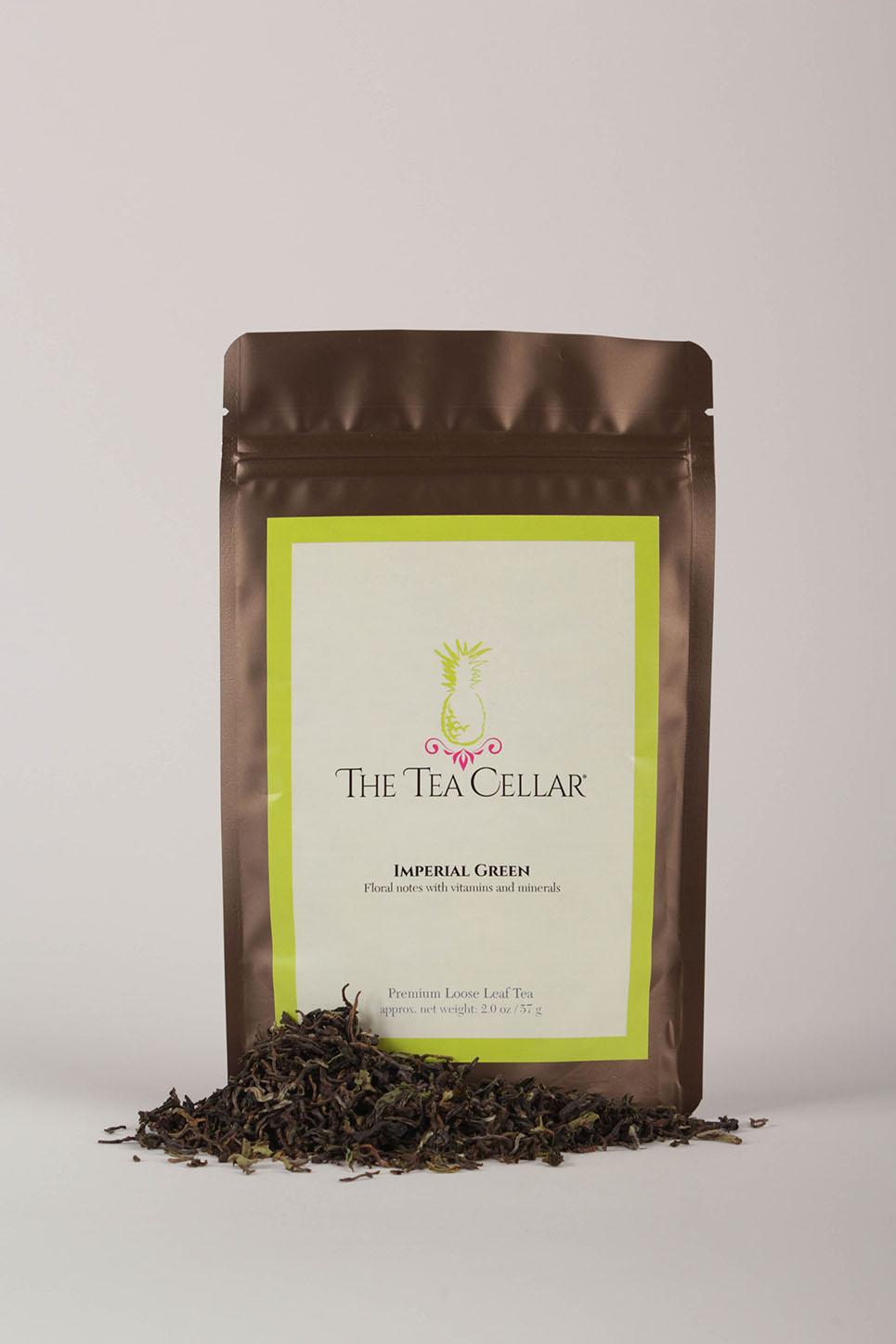 Imperial Green Darjeeling Tea