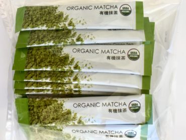 Matcha Sticks