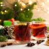 Frosty Plum Spice Tea